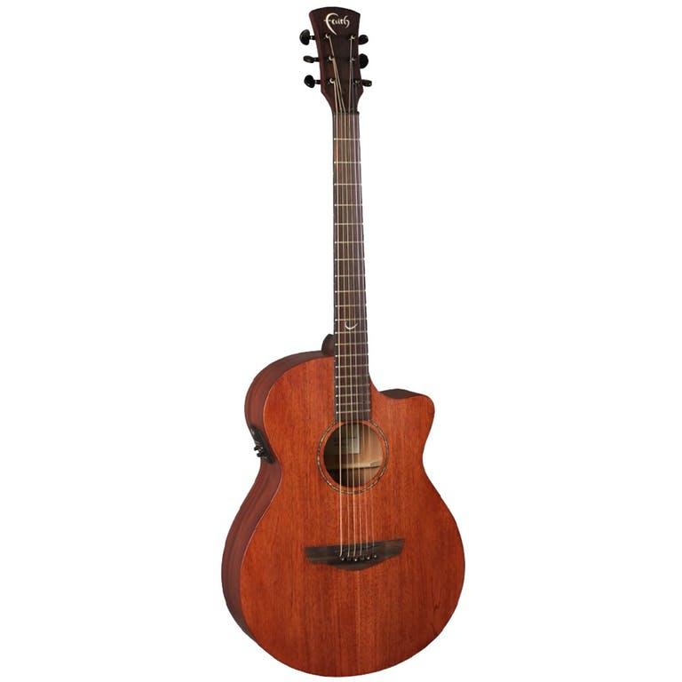 Faith FKVMG Naked Venus Mahogany Electro Acoustic Guitar