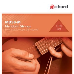 Chord Mandolin Strings - Light 11 - 40