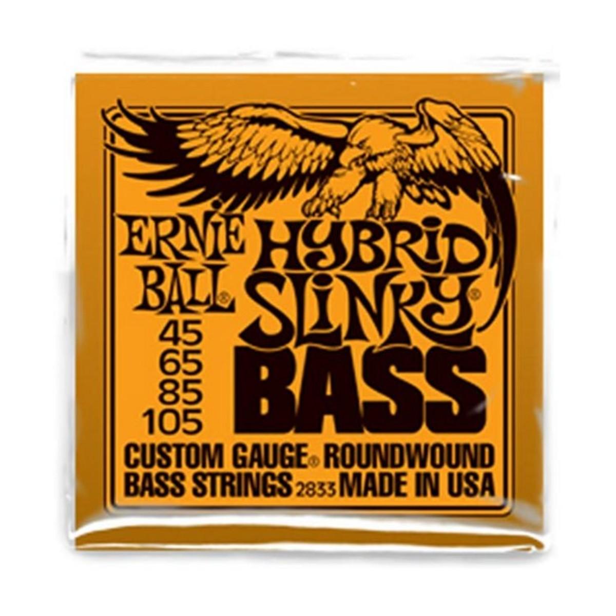 Ernie Ball Hybrid Bass Strings 45 - 105