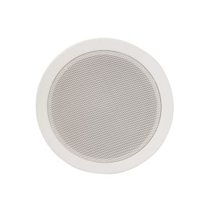 QTX 6 Watt 5.25 Inch Metal Ceiling Speaker
