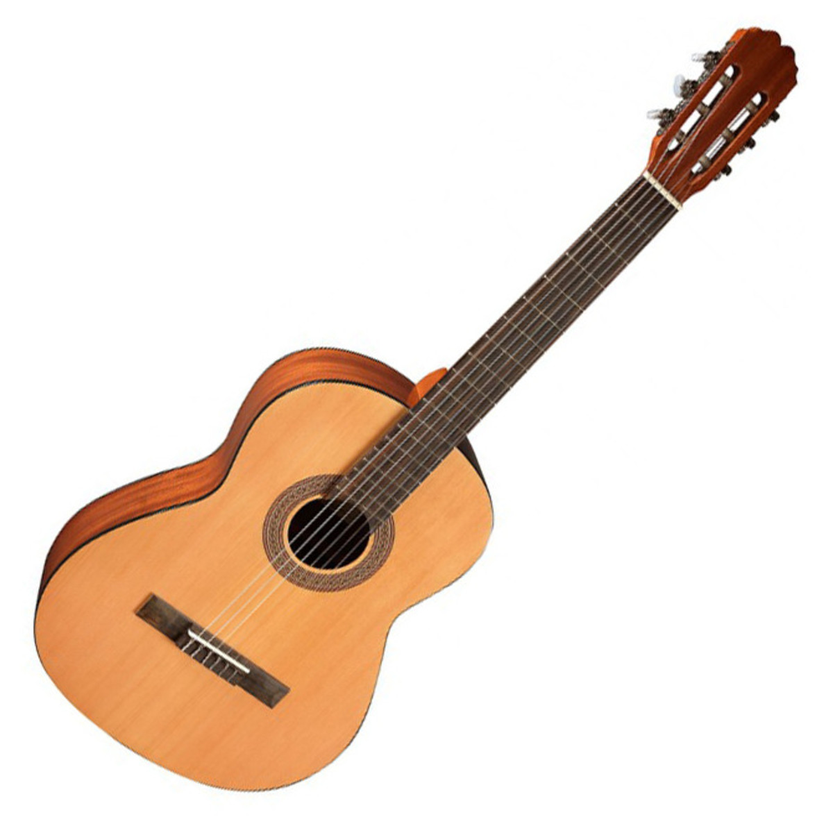 Admira alba classical guitar 4 4 trax music store for Guitarra admira