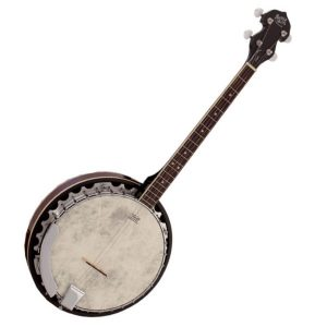 Barnes & Mullins BJ304 Perfect Tenor 4 String Banjo