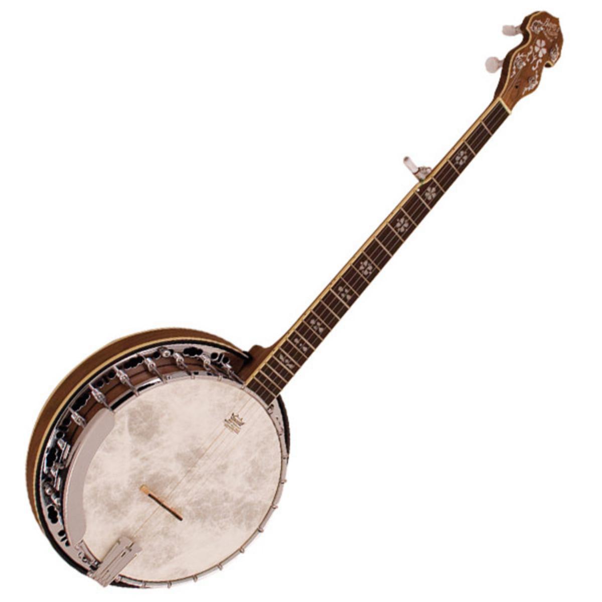 Barnes & Mullins BJ500BW Empress 5 String Banjo