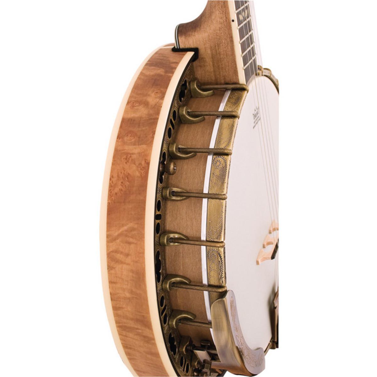Barnes & Mullins BJ500M Troubadour 5 String Banjo - Trax ...