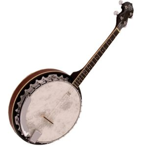Barnes & Mullins BJ304GT Perfect Irish Gaelic 4 String Banjo