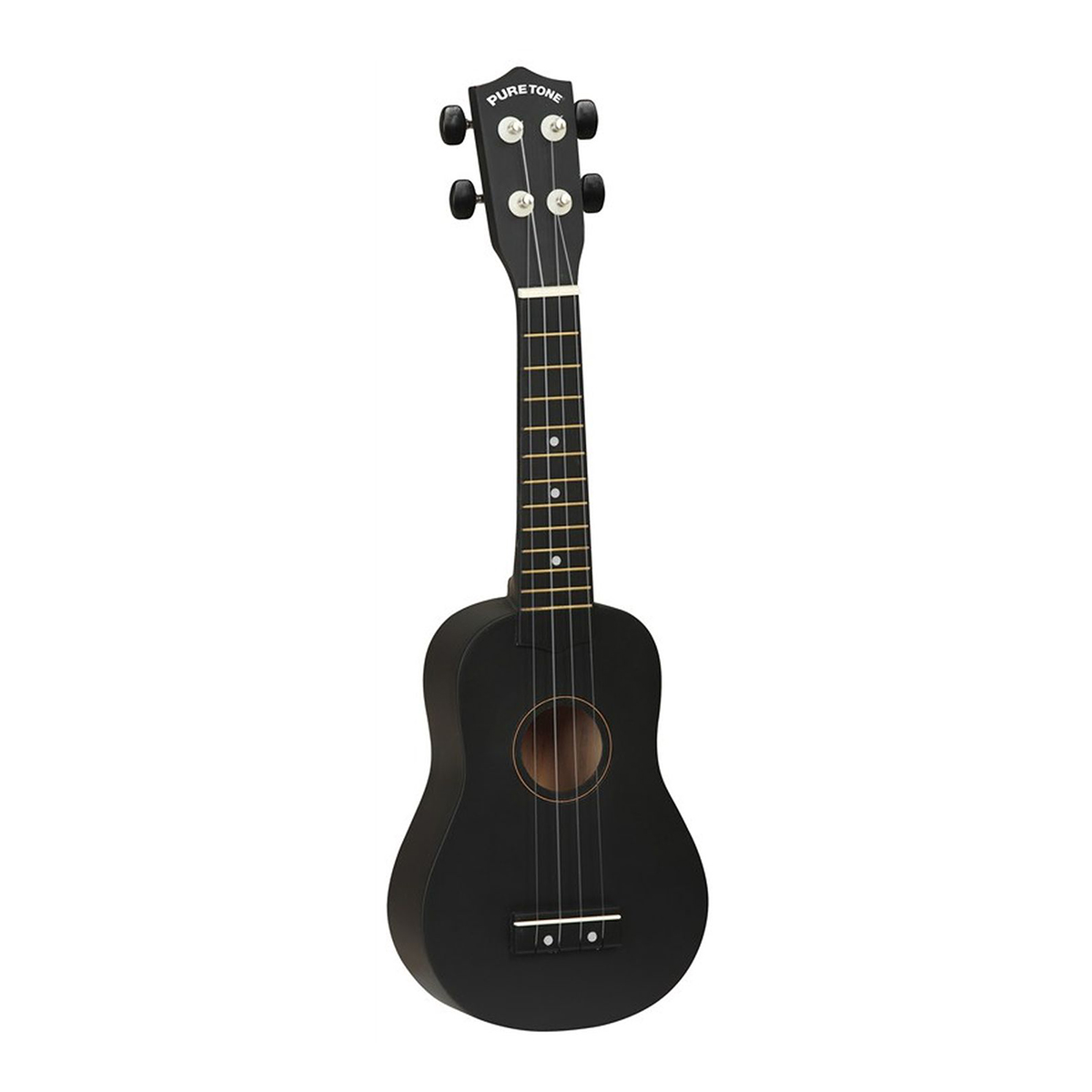 Pure Tone Ukulele Pack Black
