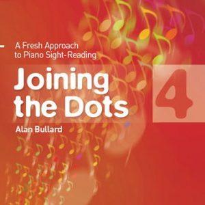 Alan Bullard Joining The Dots Piano Book 4