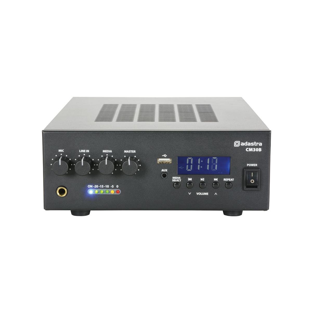 Adastra CM30B Mixer-Amplifier - Bluetooth