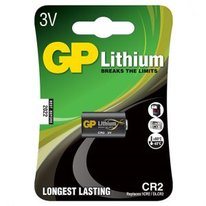 GP Lithium Photo Cell - CR2 Battery