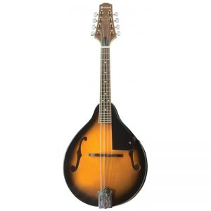Chord CTM28 Traditional Mandolin | Tobacco Sunburst