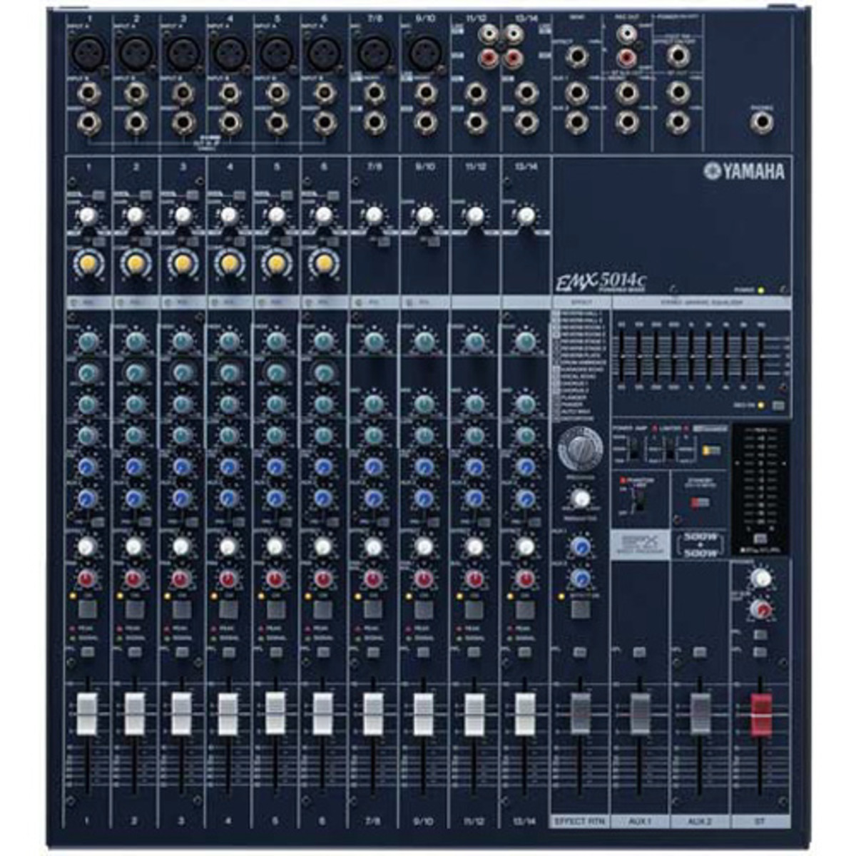 Yamaha EMX5014C Powered Mixer