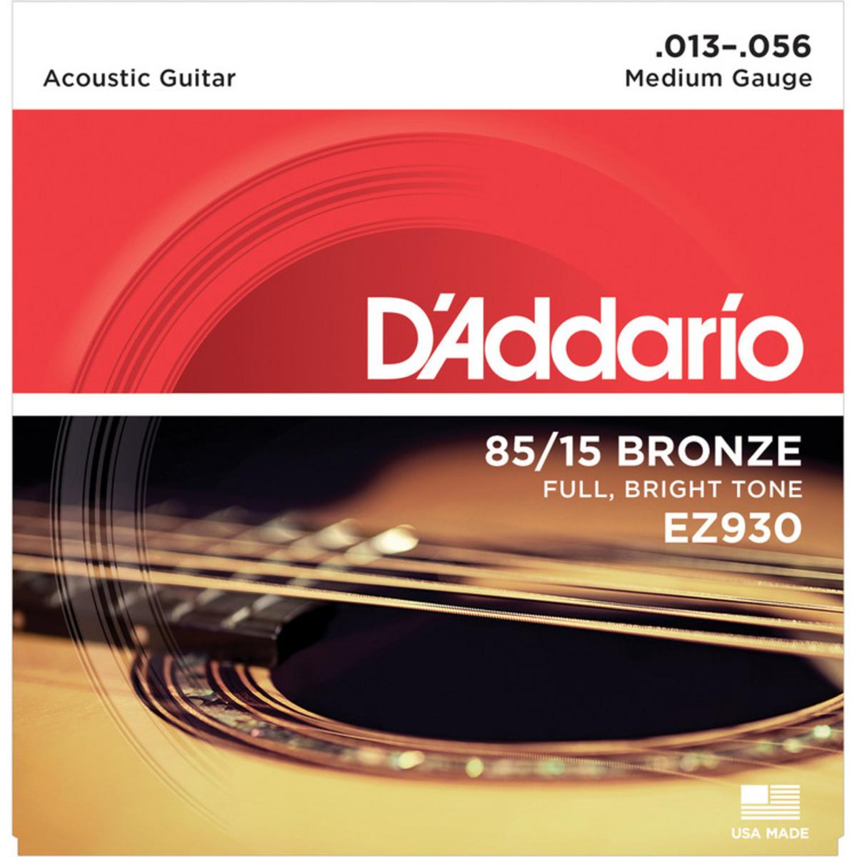 Daddario EZ930 Guitar Strings 13-56