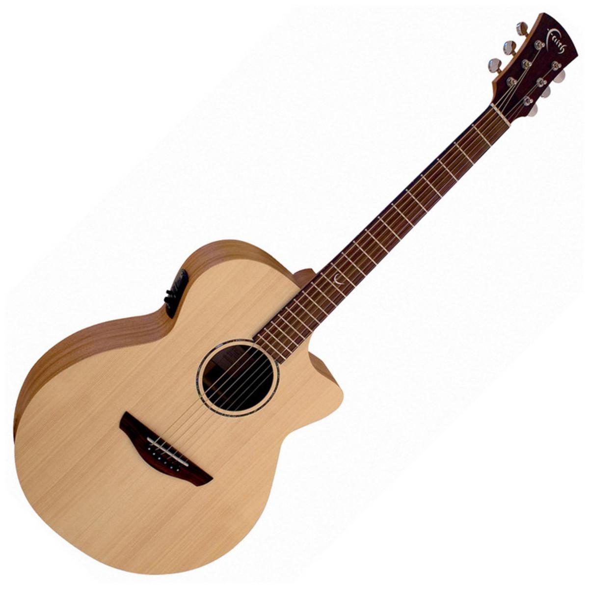 Faith FKV Naked Venus Electro Acoustic Guitar