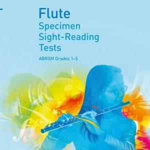ABRSM Specimen Sight Reading Tests Flute Grades 1-5