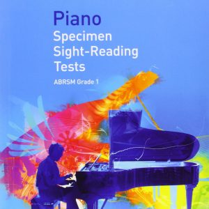 ABRSM Piano Specimen Sight Reading Tests From 2009 Grade 1