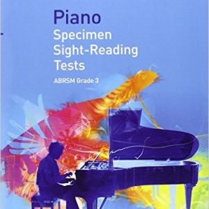 ABRSM Piano Specimen Sight Reading Tests From 2009 Grade 3