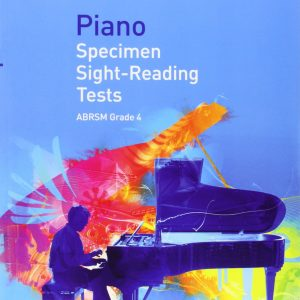 ABRSM Piano Specimen Sight Reading Tests From 2009 Grade 4