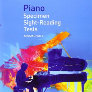ABRSM Piano Specimen Sight Reading Tests From 2009 Grade 5