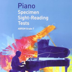 ABRSM Piano Specimen Sight Reading Tests From 2009 Grade 7