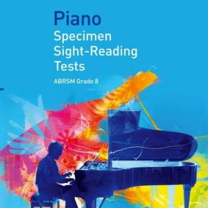 ABRSM Piano Specimen Sight Reading Tests From 2009 Grade 8