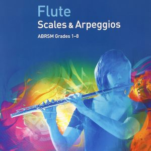ABRSM Scales And Arpeggios Flute Grades 1-8