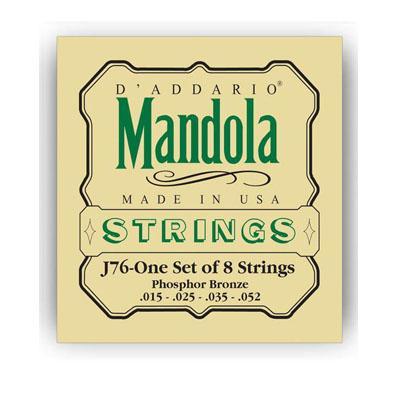 D'Addario EJ76 Mandola Strings 15-52