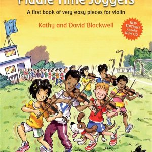 Fiddle Time Joggers Book/CD Revised Edition