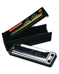 Lee Oskar Major Diatonic Harmonica Key of B