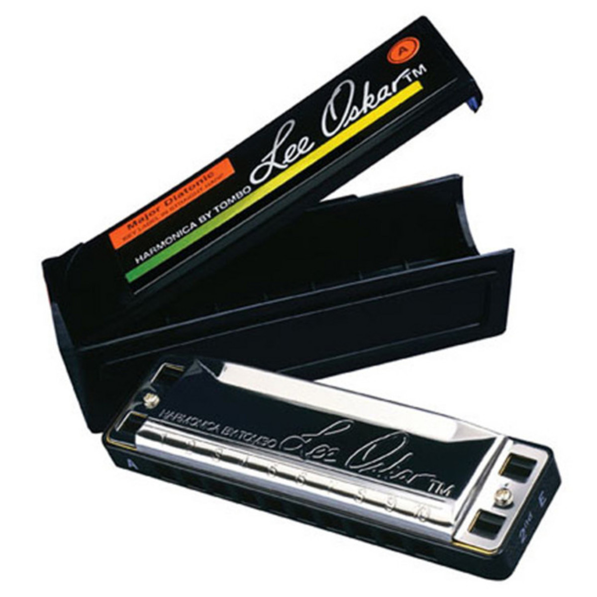 Lee Oskar Major Diatonic Harmonica Key of Bb