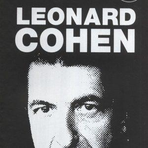 Little Black Songbook Leonard Cohen