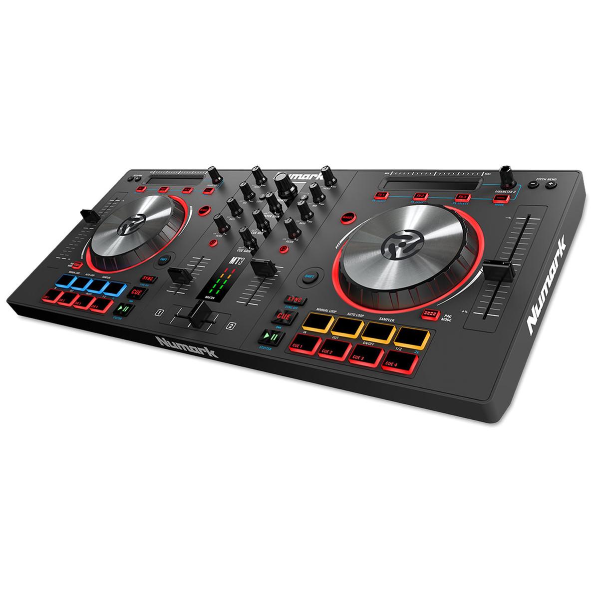 Numark PartyMix 2-Channel DJ Controller