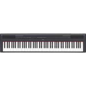 Yamaha P-115 Digital Piano | Black
