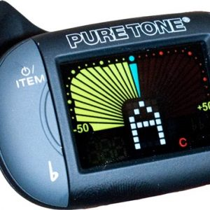 Pure Tone Mini Clip On Tuner