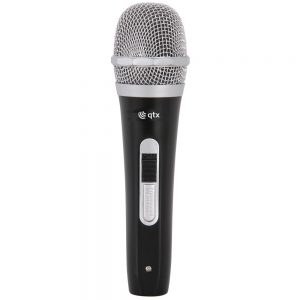 QTX DM12 Dynamic Vocal Microphone