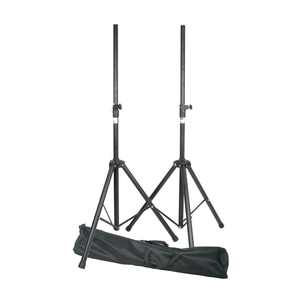 QTX Speaker Stand Kit w/Bag