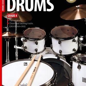 Rockschool Drums - Grade 4 (2012-2018)