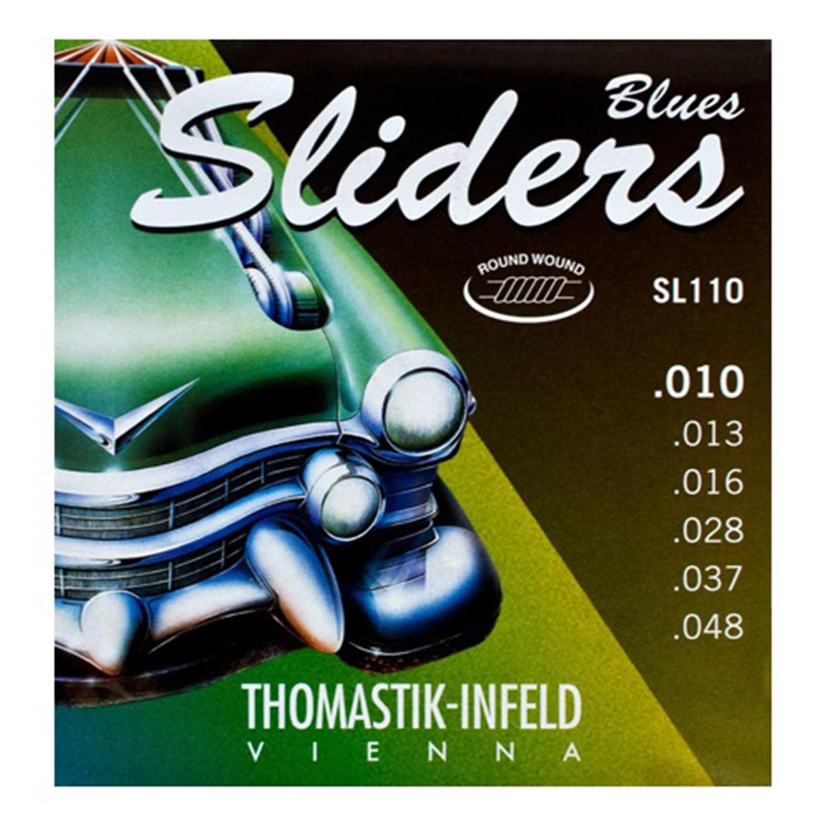 Thomastik-Infeld SL110 Blues Sliders 10-48