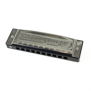 Hohner Silver Star Harmonica Key of G