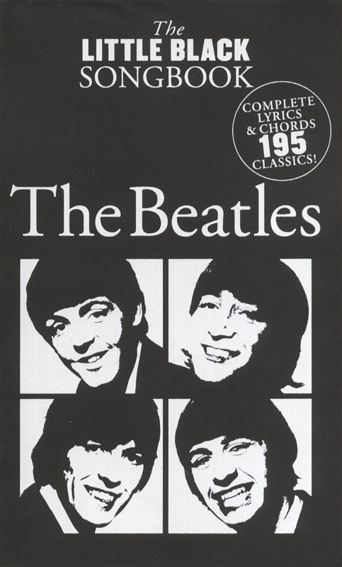 The Little Black Songbook The Beatles Trax Music Store