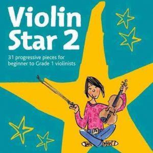 Violin Star 2 Students Book