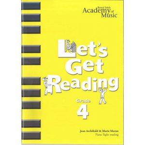 RIAM Lets Get Reading Grade 4