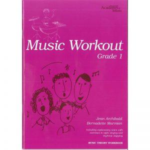 RIAM Music Workout Grade 1