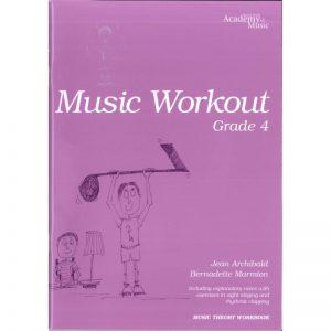 RIAM Music Workout Grade 4