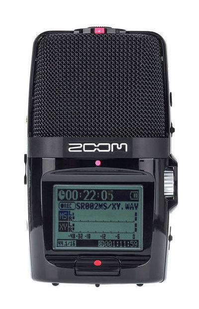 Zoom H2N 2 Track Recorder