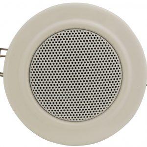 QTX 6 Watt 2.5 Inch Metal Ceiling Speaker