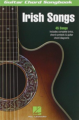 Irish Songs Guitar Chord Songbook - Trax Music Store