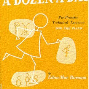 A Dozen A Day Book Five  Intermediate