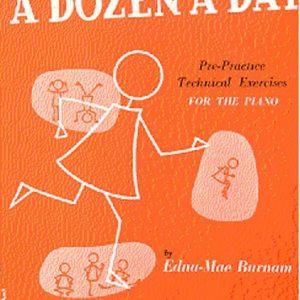 A Dozen A Day Book Four Lower Higher