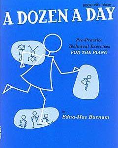 A Dozen A Day Book One Primary