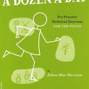 A Dozen A Day Book Two Elementary